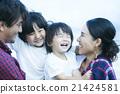 父母和孩子住在夏威夷 21424581