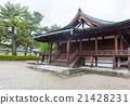 Horyu-ji Temple in Nara, Unesco world Heritage 21428231