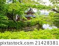 Horyu-ji Temple in Nara, Unesco world Heritage 21428381