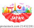 Japan Travel Landmarks 21432281