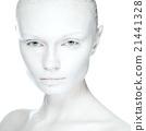 beautiful girl fashion portrait 21441328