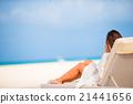 beach, lounger, phone 21441656