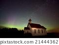 Night Church Northern Lights 21444362