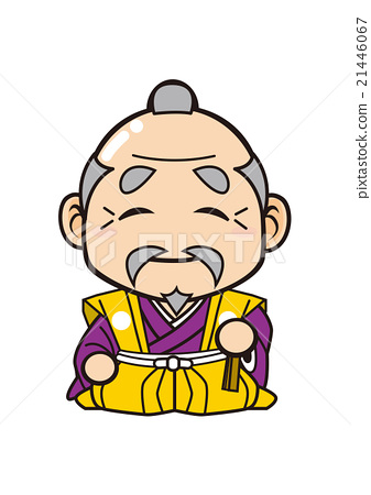 Sengoku Series 【Elders】 - Stock Illustration [21446067