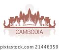 Cambodia Travel Landmarks 21446359