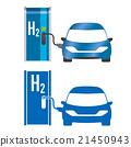 汽車 氫 矢量 21450943