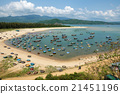 fishing village, Phu Yen, Viet Nam, Vietnam 21451196