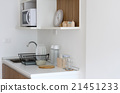 Modern pantry with utensil 21451233