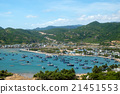Vietnam beach, Vinh Hy bay, Vietnam travel 21451553