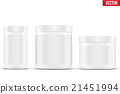 Mockup Sport Nutrition Container. Whey Protein 21451994