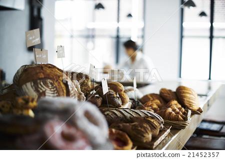 麵包店內襯麵包店 21452357