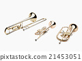 Brass instruments 21453051