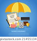 Business Insurance Concept 21455134