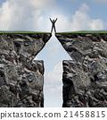 Climbing To Success 21458815