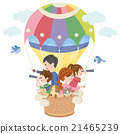 Family balloon 21465239