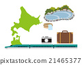 Travel in Hokkaido, Tohoku 21465377