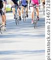 自行車 腳踏車 路面 21467328
