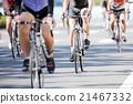 自行車 腳踏車 路面 21467332