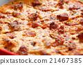 披薩 大頭照 升起 21467385