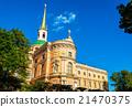 Saint Michael Castle in Saint Petersburg - Russia 21470375