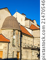 View of Estonian Drama Theatre in Tallinn 21470546