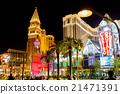 拉斯維加斯 夜景 賭場 21471391