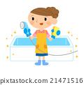 洗澡 乾淨 清潔 21471516