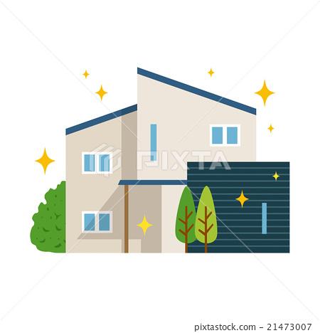 房屋 房子 住宅的 21473007