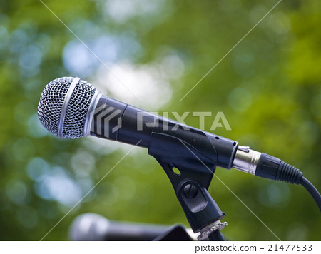 Microphone 21477533