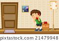 boy, illustration, graphic 21479948