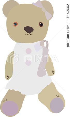泰迪熊 21480662