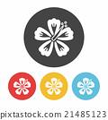 flower icon 21485123