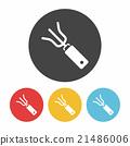 gardening shovel icon 21486006