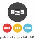 Strap icon 21486109
