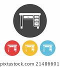 desk icon 21486601