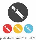 flute icon 21487071