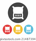seed icon 21487394