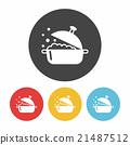 pot icon 21487512