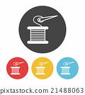 Needlework icon 21488063