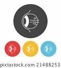 eye icon 21488253
