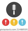 comb icon 21488505