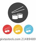 sushi icon 21489489