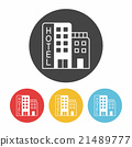 hotel icon 21489777