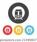 train icon 21490847
