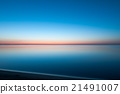 lake eerie, dawn, sunrise 21491007