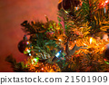 christmas background, christmas tree decorated 21501909