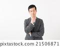 商務人士 商人 男性白領 21506871