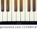 Piano keyboard 21508018