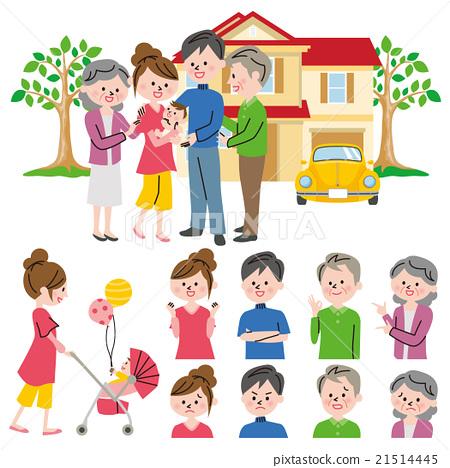 家庭 家族 家人 21514445