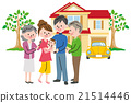 Family two households 21514446